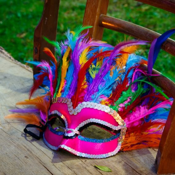 Enchanted Forest party planned - sprite mask