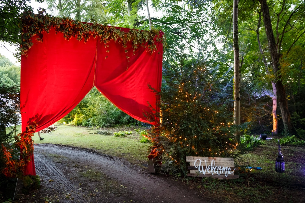 An Enchanted Forest Oasis Events