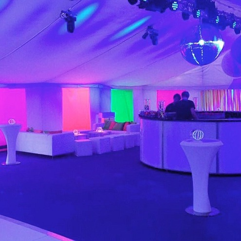 A Neon Party Oasis Events
