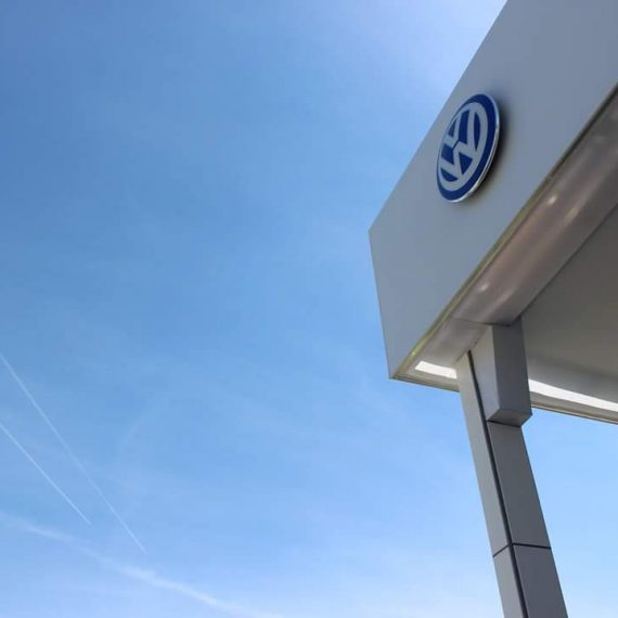 Marquee with an exhibition finish for VW at goodwood festival of speed