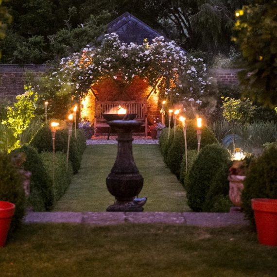 cotswold garden party lighting