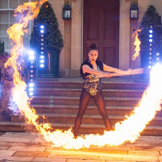 Fire Dancer Entertainment