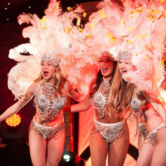 Cabaret Girls Finale