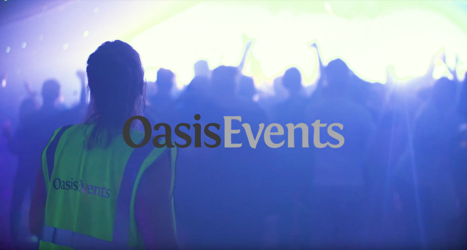 Oasis Corporate Events