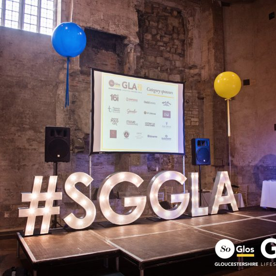 Hastag: #So Glos Lifestyle Awards