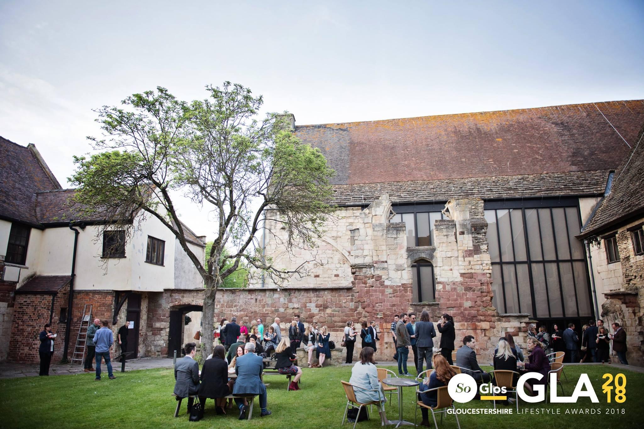 Blackfriars Priory event venue