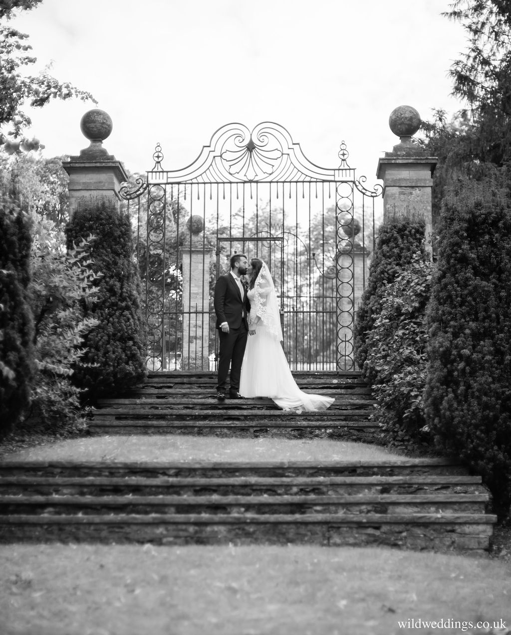 Wedding at Cornwell Manor, Oxfordshire